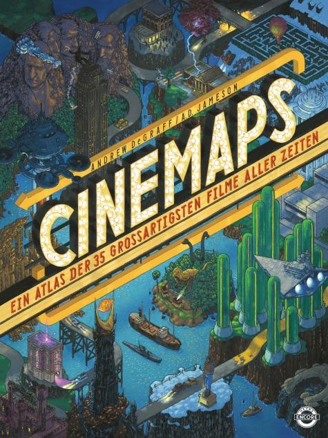 CINEMAPS von A D Jameson